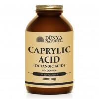 Caprylic Acid Kaprilik Asit Gıda Takviyesi