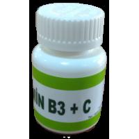 B3 + C Vitamin Gıda Takviyesi